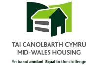 Mid Wales Housing Logo