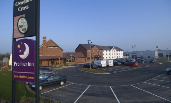 Premier Inn, Oswestry Gateway